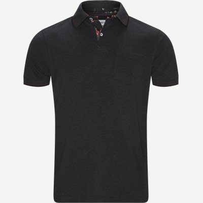 Bahamas Polo T-shirt Regular | Bahamas Polo T-shirt | Grå